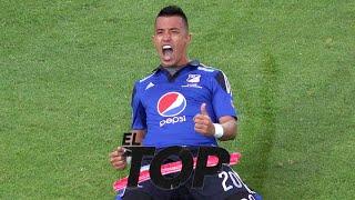 5 goles fascinantes de Fernando Uribe con Millonarios | El Top de Win Sports