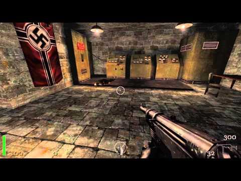 Return to Castle Wolfenstein - Mission 1, Part 2 (Castle Keep) |