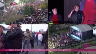 Здесь и сейчас. Быков: «Россия не будет позорной!»