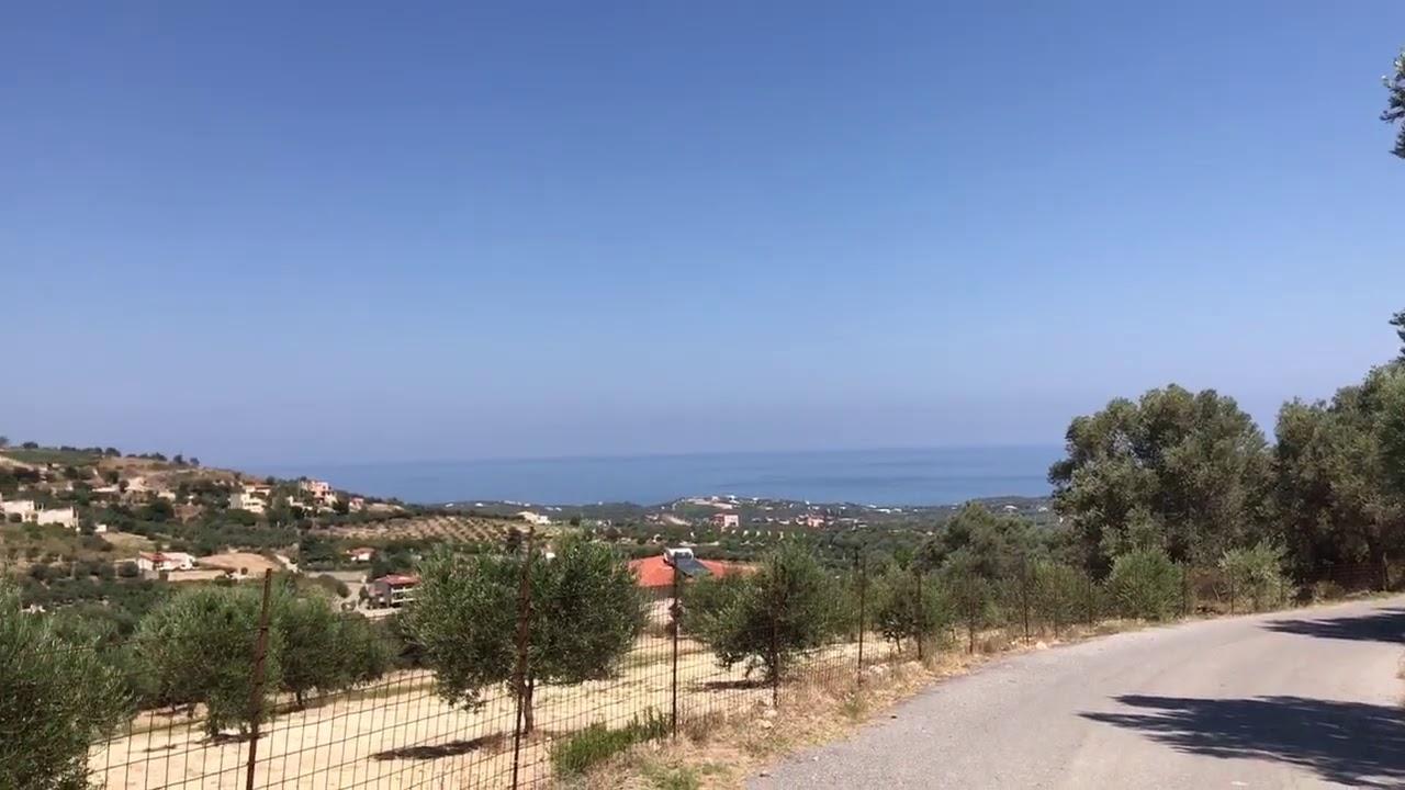 Land for sale - Rethymno Crete - Agia Triada