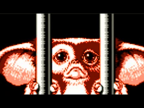 Gremlins 2: The New Batch (NES) Playthrough - NintendoComplete