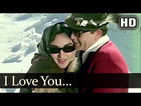I Love You (Sad) - Sangam Songs - Raj Kapoor - Vyjayanthimala - Vivian Lobo