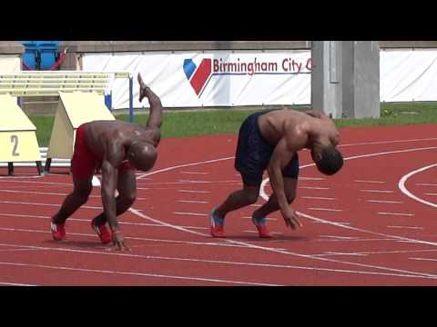 Tyson Gay 3 Ponits Acceleration