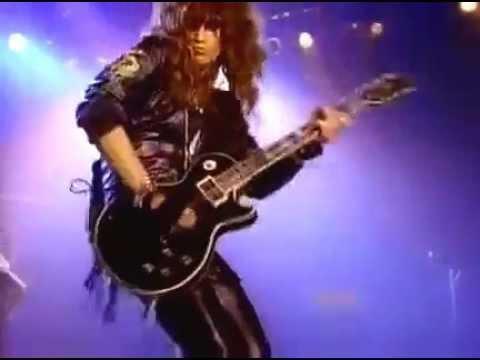 Kix - Cold Blood (music video)