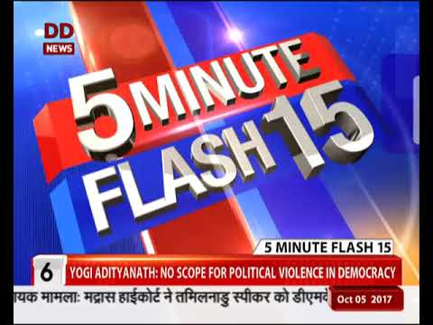 5 Minutes Flash 15 @8:50
