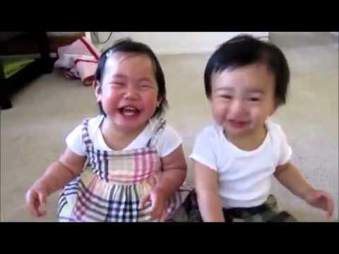 Прикольные детки.  Позитив года  Вода-источник смеха!