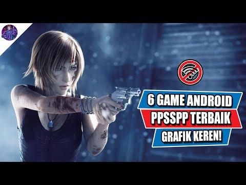 6 Game Android Offline PPSSPP Terbaik Dengan Grafik Keren
