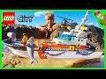 Lego City Coast Guard Shark Attack!