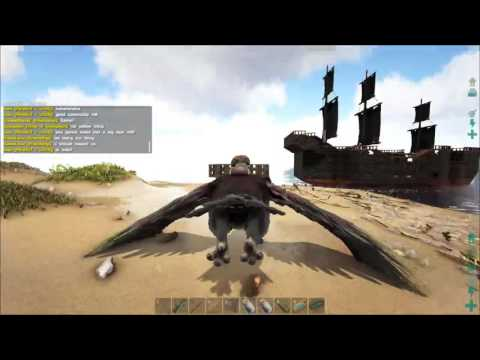 ARK - PIRATE'S LIFE DAY 1