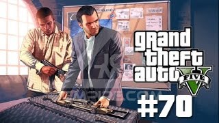 GTA V Walkthrough Part 70 - BUYING GUNS AND THE STRIP CLUB