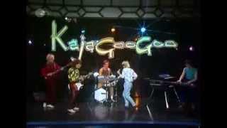 Kajagoogoo - Too Shy (ZDF live 1982)