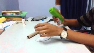 How to make a clinometer