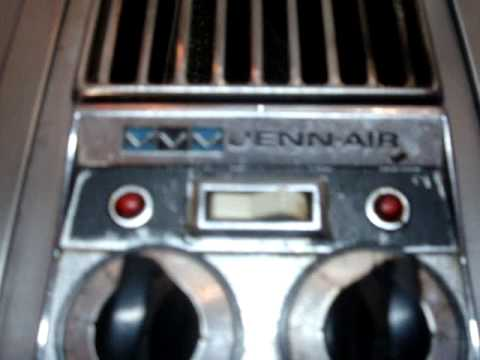 Vintage Jenn-Aire Cooktop - YouTube