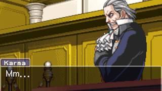 Von Karma Cornered w/ Jatello\'s Arranged Music   Phoenix Wright: Ace Attorney