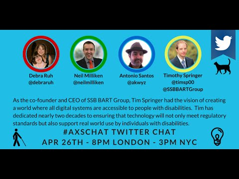 AXSChat with Timothy Springer, CEO of the SBBART Group