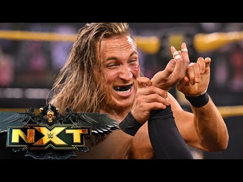 Bobby Fish vs. Pete Dunne w/Oney Lorcan: WWE NXT, May 25, 2021