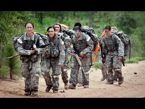 FEMALE US SPECIAL FORCES MOTIVATION (Cultural Support Team)