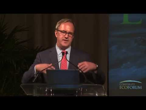 Ecolab CEO Doug Baker Keynote on Sustainability at 2013 Corporate Eco Forum