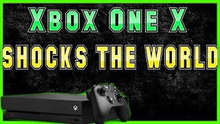 WOW! Xbox One X Just Shocked The World! It Just Did What EVERYONE Said Was Unthinkable!
