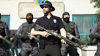 SWAT TEAM IS READY! (GTA 5 Roleplay)