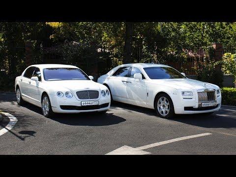 Armenian Wedding By Rolls-Royce Rent Yerevan