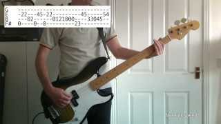 Barbarism Begins At Home Bass Lesson The Smiths Andy Rourke