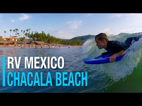 CHACALA BEACH IS STILL A SECRET | TORI FLYS HOME | EP 43 RV LIVING IN MEXICO