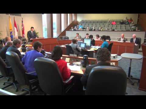 Hamilton City Council for April 9, 2014