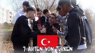 7 Arten von Türken | Mert Hayat
