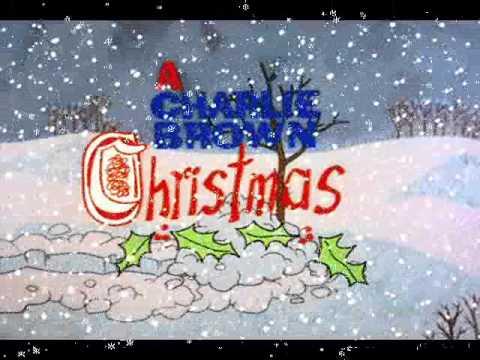 A Charlie Brown Christmas  The Christmas Song