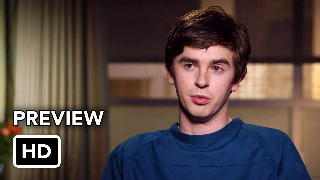 Download The Good Doctor (ABC) First Look HD - Freddie Highmore medical drama