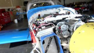 geareddrives psru installed on rv7 subaru ez30 h6 engine