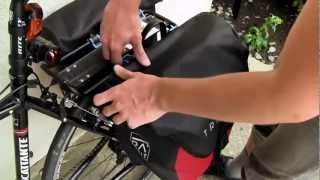 Transit Torrent Waterproof Pannier Review from Performance Bicycle