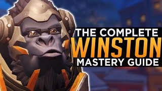 Overwatch: The COMPLETE Winston Mastery Guide