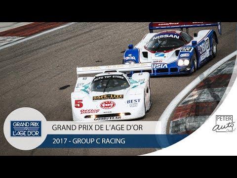 Groupe C Racing au Grand Prix de l'Age d'Or