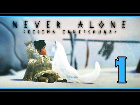 Never Alone (Kisima Inŋitchuŋa)   IÑUPIAT   60fps Gameplay (Part 1), Walkthrough w/ facecam