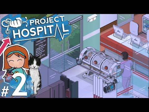 🏥🦠 Project Hospital: Infectious Diseases DLC 2  Epidemic Disappointment