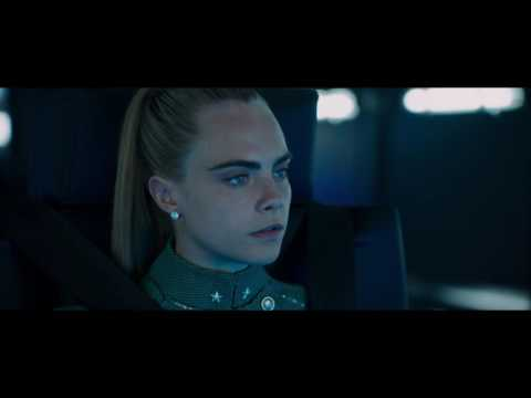 VALERIAN AND THE CITY OF A THOUSAND PLANETS - Welcome to the City of a Thousand Planets Clip