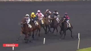 Vidéo de la course PMU PRIX ROXANE GRIFF