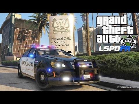 GTA 5 LSPDFR 0.3.1 - EPiSODE 354  - LET'S BE COPS - AIRPORT PATROL (GTA 5 PC POLICE MODS)