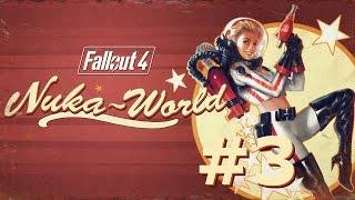Главари Банд: Ниша, Мэгги Блэк и Мэйсон ● Fallout 4: Nuka-World #3