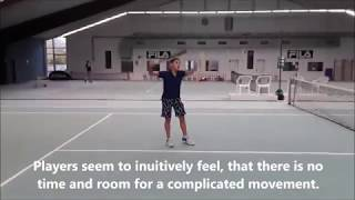 Technical Training -  Corrective Drill for a low Elbow in the Trophy Position