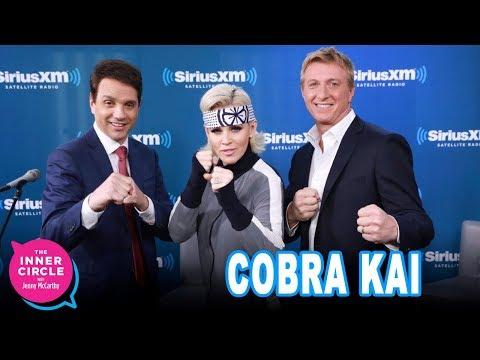 """""""Cobra Kai"""" Inner Circle with Ralph Macchio and William Zabka"""