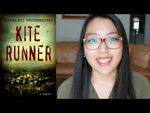 BOOK : THE KITE RUNNER BY KHALED HOSSEINI