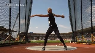 2017-07-09 Discus Throw - German Athletics Championships Erfurt
