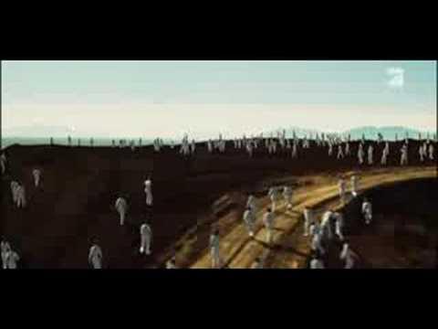 "Final scene of ""The Island"""