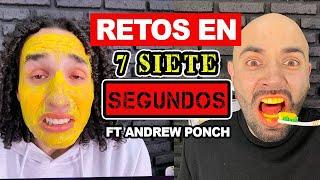 RETO DE LOS 7 SEGUNDOS ft Andrew Ponch - LOS RULES