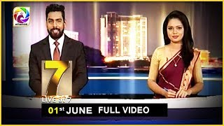 Live at 7 News – 2019.06.01 Thumbnail