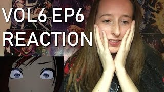 CALLING THE OSCAR PROTECTION SQUAD! - RWBY Volume 6 Chapter