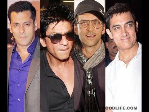 New Year 2013: What are Salman Khan, Shahrukh Khan ...
